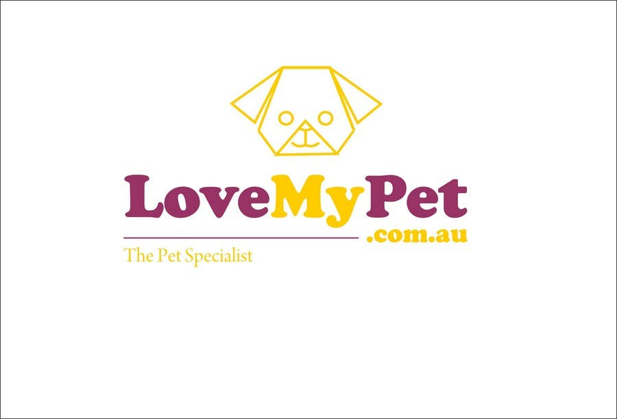 Contest Entry #191 for Logo Design for Love My Pet