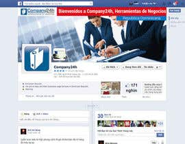 #60 for Design a Cover Photo for Facebook by linhsau1122