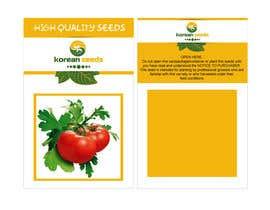 #3 для Создание эскизов для оформления и упаковки для Семян. от dianalakhina
