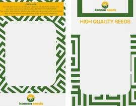 #2 для Создание эскизов для оформления и упаковки для Семян. от Navide