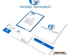 Nro 22 kilpailuun Design a Logo and Branding for Proweb Instrument käyttäjältä starikma