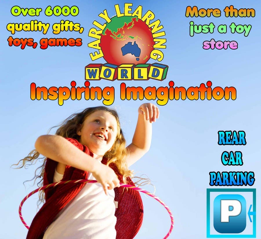Contest Entry #                                        41                                      for                                         Banner Ad Design for Early Learning World UPDATED