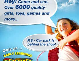 nº 16 pour Banner Ad Design for Early Learning World UPDATED par jtmarechal