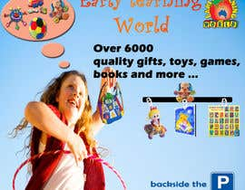 #47 para Banner Ad Design for Early Learning World UPDATED por chan04