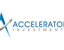 nº 182 pour Logo Design for Accelerator Investments par soniadhariwal