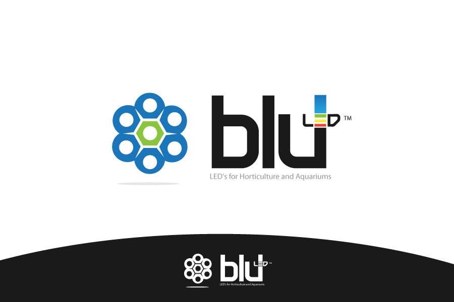 Конкурсная заявка №890 для Logo Design for Blu LED Company