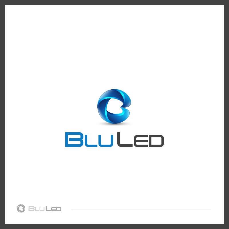 Конкурсная заявка №447 для Logo Design for Blu LED Company