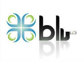 #1026 for Logo Design for Blu LED Company by VaishnavRatnaraj