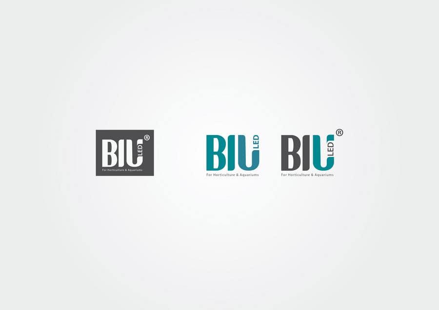 Конкурсная заявка №744 для Logo Design for Blu LED Company