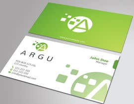 HammyHS tarafından Logo and Business Card Design for Startup için no 41