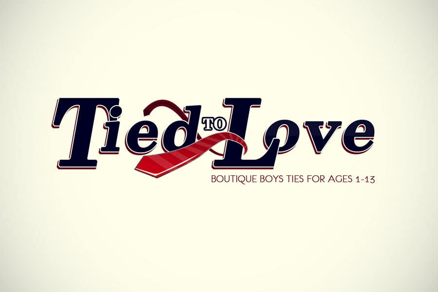 Contest Entry #                                        49                                      for                                         Logo Design for Tied to Love