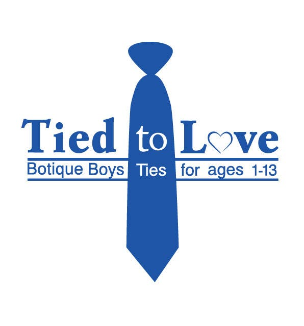 Contest Entry #40 for Logo Design for Tied to Love