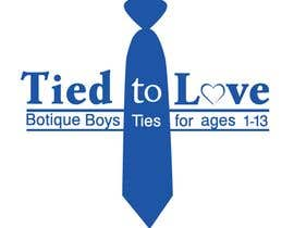 #40 for Logo Design for Tied to Love av JennyJazzy