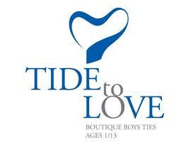 #86 for Logo Design for Tied to Love av cogitu