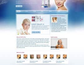 #10 para Website Design for Duplicell LLC por tania06