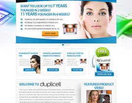 #13 untuk Website Design for Duplicell LLC oleh techwise