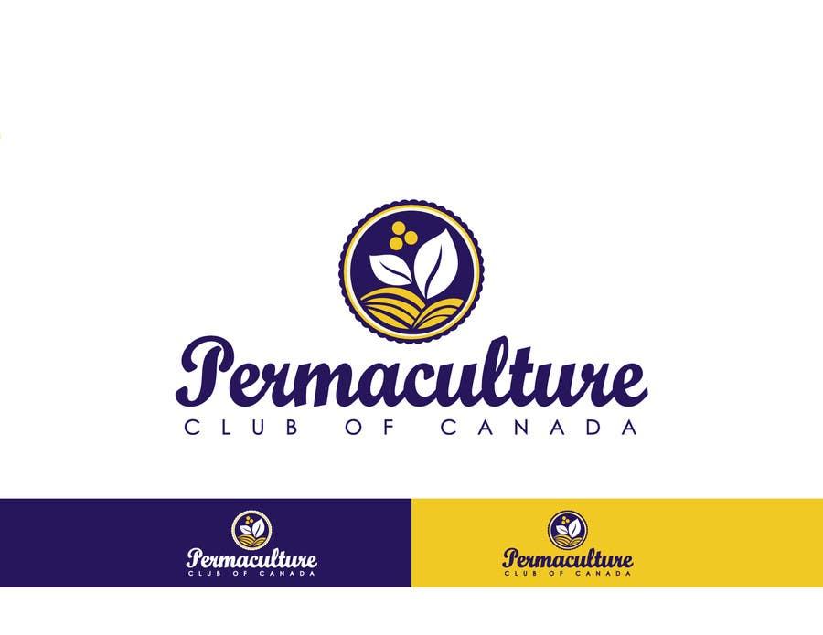 Penyertaan Peraduan #                                        30                                      untuk                                         Design a Logo for Permaculture Club of Canada