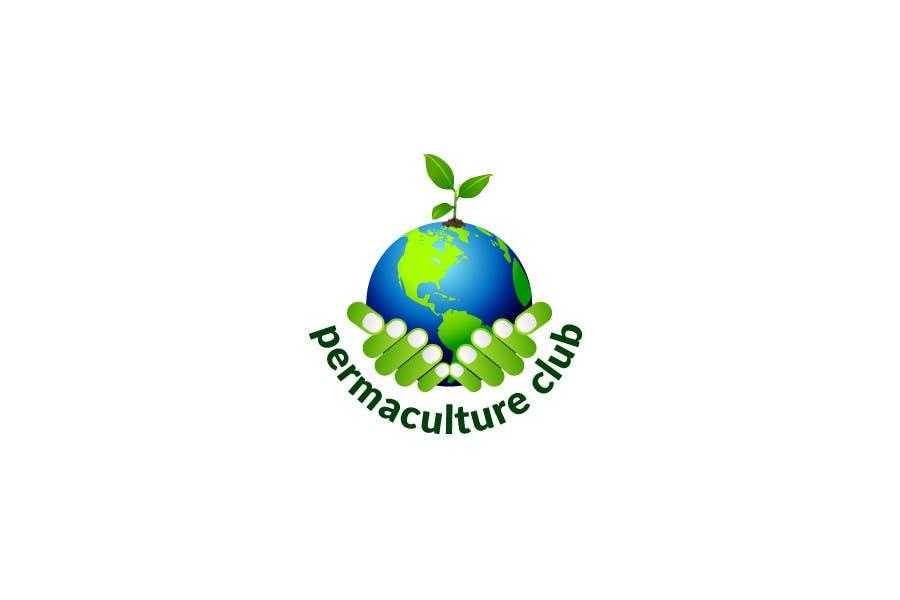 Penyertaan Peraduan #                                        9                                      untuk                                         Design a Logo for Permaculture Club of Canada