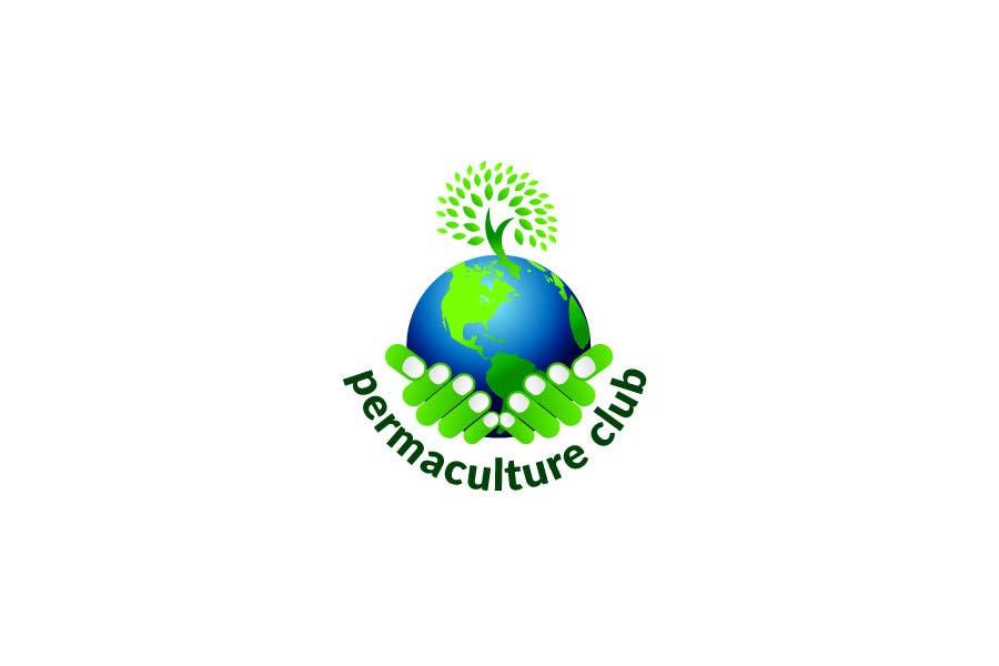 Penyertaan Peraduan #                                        12                                      untuk                                         Design a Logo for Permaculture Club of Canada
