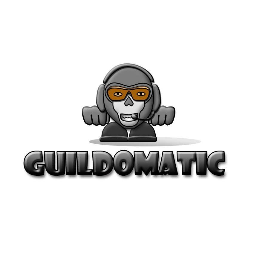Penyertaan Peraduan #                                        69                                      untuk                                         Design a Logo for a Guild Hosting Website