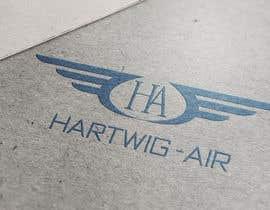 #108 cho Design a Logo for Hartwig Air bởi clickstec
