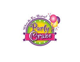 #104 untuk Logo Design for Party Craze.com.au oleh odingreen