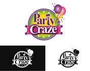 Bài tham dự #65 về Graphic Design cho cuộc thi Logo Design for Party Craze.com.au
