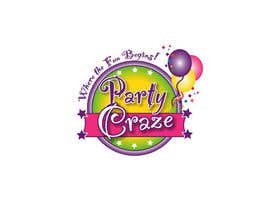 #79 untuk Logo Design for Party Craze.com.au oleh odingreen