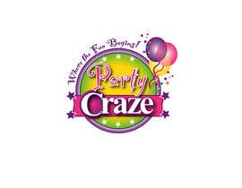 #75 untuk Logo Design for Party Craze.com.au oleh odingreen