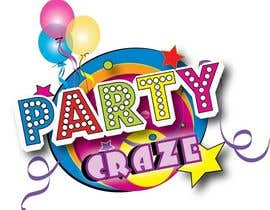 #124 untuk Logo Design for Party Craze.com.au oleh Dayna2