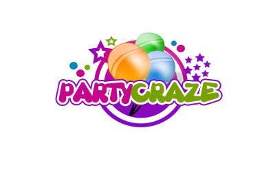 Bài tham dự cuộc thi #132 cho Logo Design for Party Craze.com.au