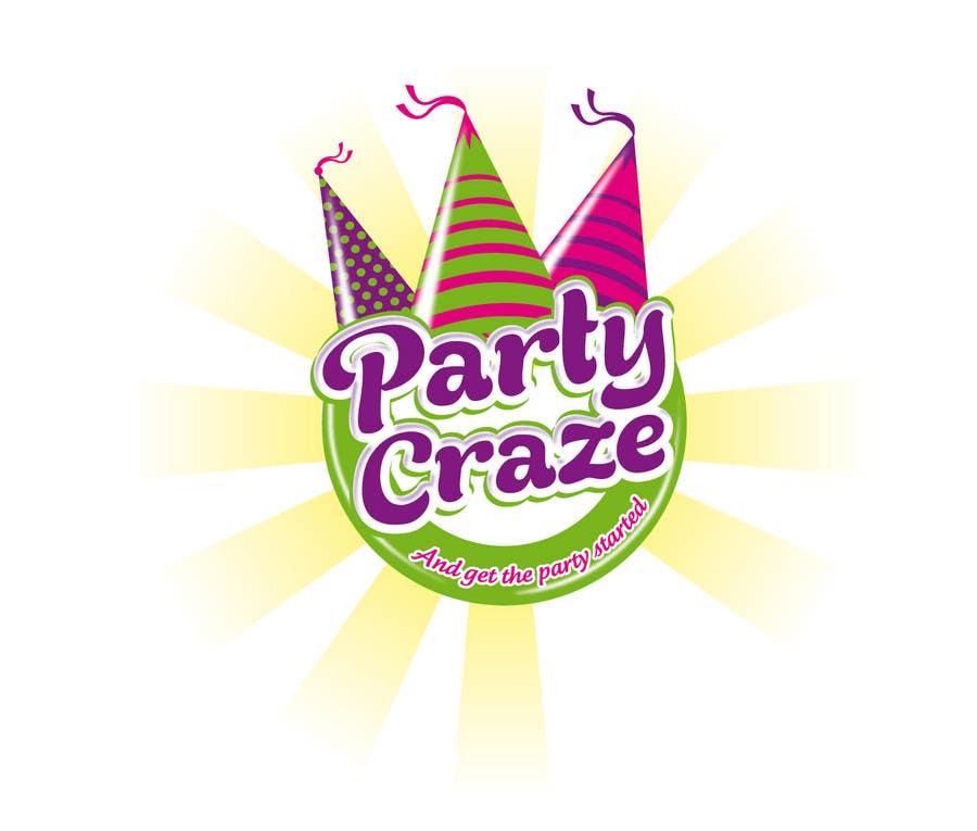 Bài tham dự cuộc thi #129 cho Logo Design for Party Craze.com.au