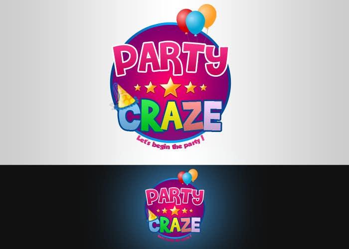 Bài tham dự cuộc thi #86 cho Logo Design for Party Craze.com.au