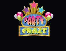 #136 para Logo Design for Party Craze.com.au por akhil0474