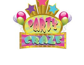 #142 para Logo Design for Party Craze.com.au por akhil0474