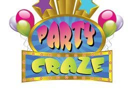 #135 para Logo Design for Party Craze.com.au por akhil0474