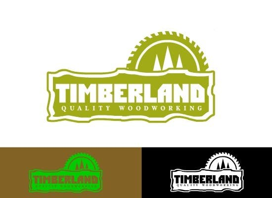 Конкурсная заявка №572 для Logo Design for Timberland