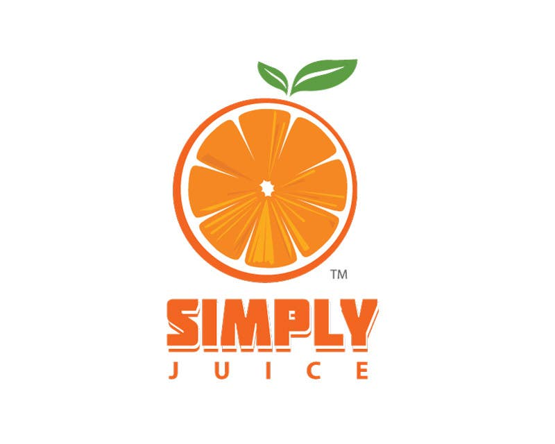 entry 32 by almusawar for design a logo for orange juice label rh freelancer com ru