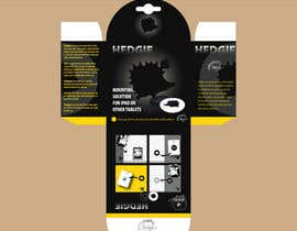 #17 for Graphic Design for Hedgie packaging (Hedgie.net) af odingreen