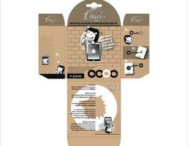 #6 untuk Graphic Design for Hedgie packaging (Hedgie.net) oleh odingreen