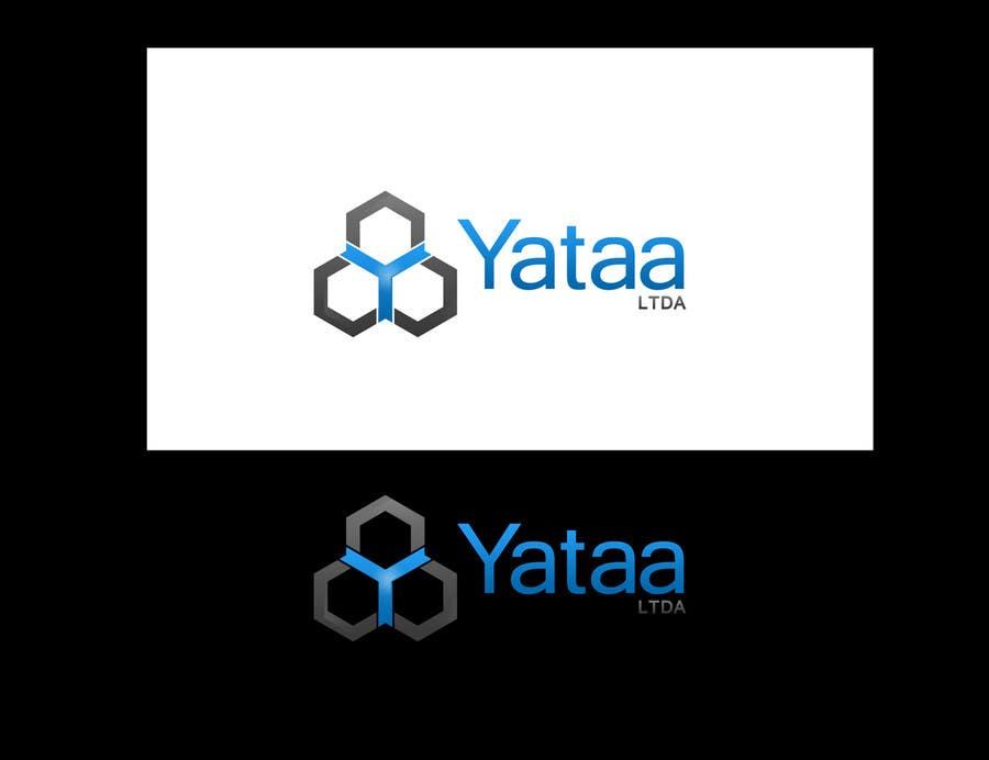 #292 for Logo Design for Yataa Ltda by marslds