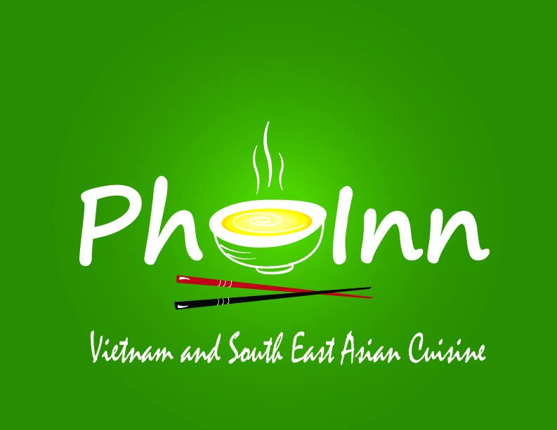 """Contest Entry #76 for Logo (for website, restaraunt front and uniforms) and Menu Design for """"PhoInn"""""""