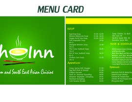 "#79 para Logo (for website, restaraunt front and uniforms) and Menu Design for ""PhoInn"" por SumairGhaziani28"