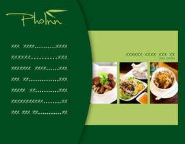 "#70 cho Logo (for website, restaraunt front and uniforms) and Menu Design for ""PhoInn"" bởi nom2"