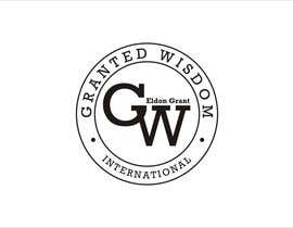 nº 544 pour Logo Design for Granted Wisdom International par innovys