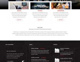 #67 for Need a NEW Website!!! af Poornah