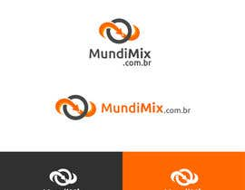 #23 para Projetar um Logo MundiMix por larissamendes95