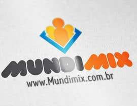 #21 para Projetar um Logo MundiMix por bloomauler