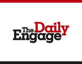 #215 para Design a Logo for The Daily Engage por NikhilChirde