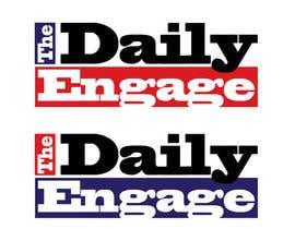 #152 para Design a Logo for The Daily Engage por AmyHarmz
